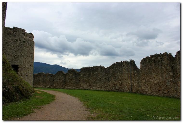 Waldkirch, Germany castle
