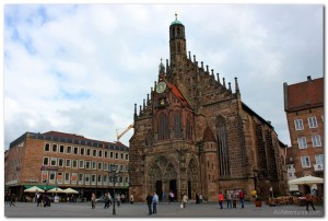 Scenes From Bamberg and Nuremberg, Germany