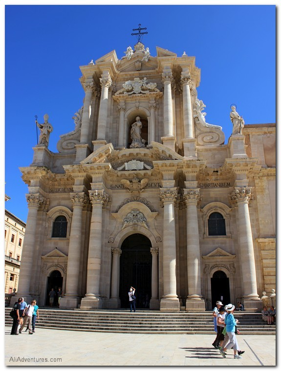 things to see in Syracuse, Sicily
