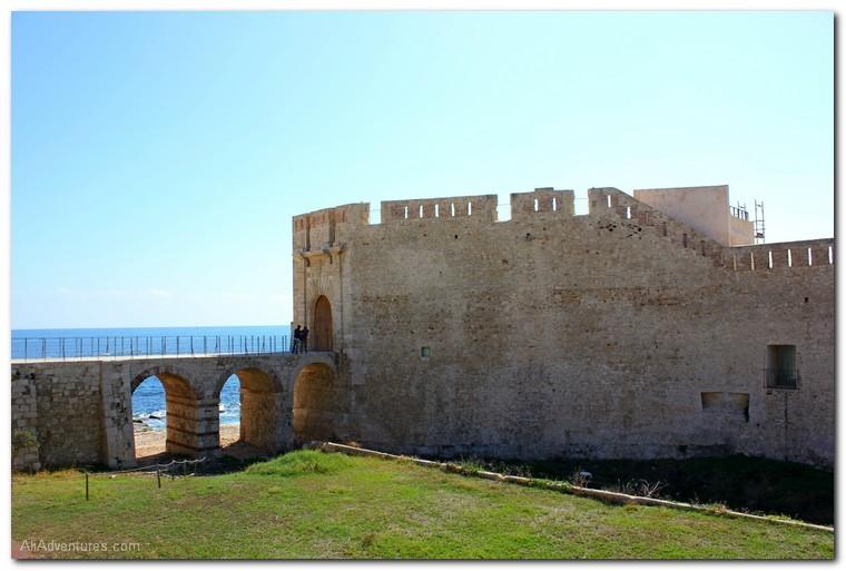visiting Syracuse, Sicily