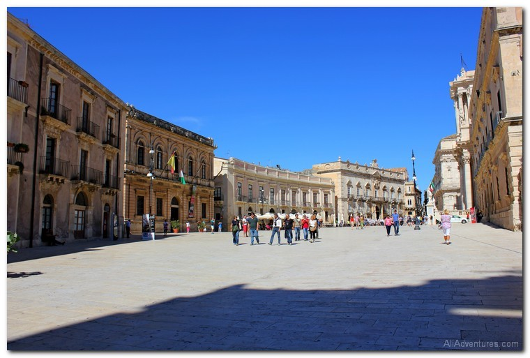 things to do in Syracuse, Sicily