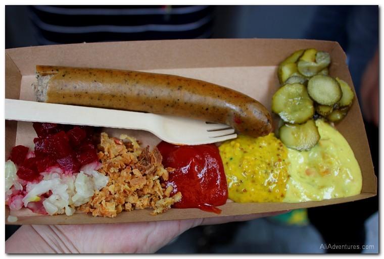 Copenhagen food - how expensive is Copenhagen