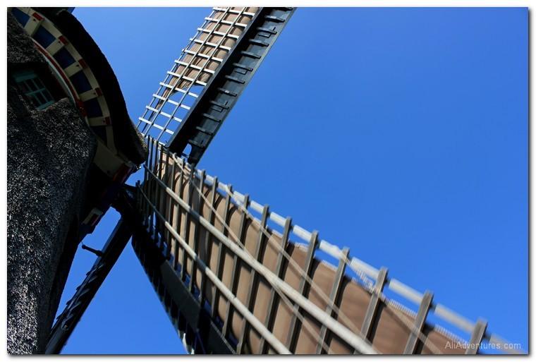Amsterdam windmills