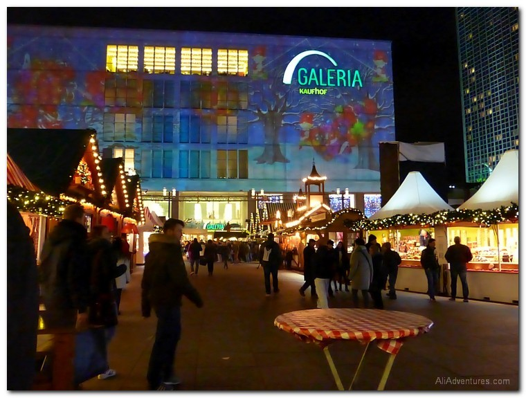 Berlin Christmas markets