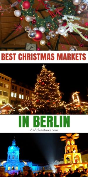 Christmas time in Germany is magical. Here's my local's guide to the best Christmas markets in Berlin, plus a few you should skip. Enjoy the festivities!
