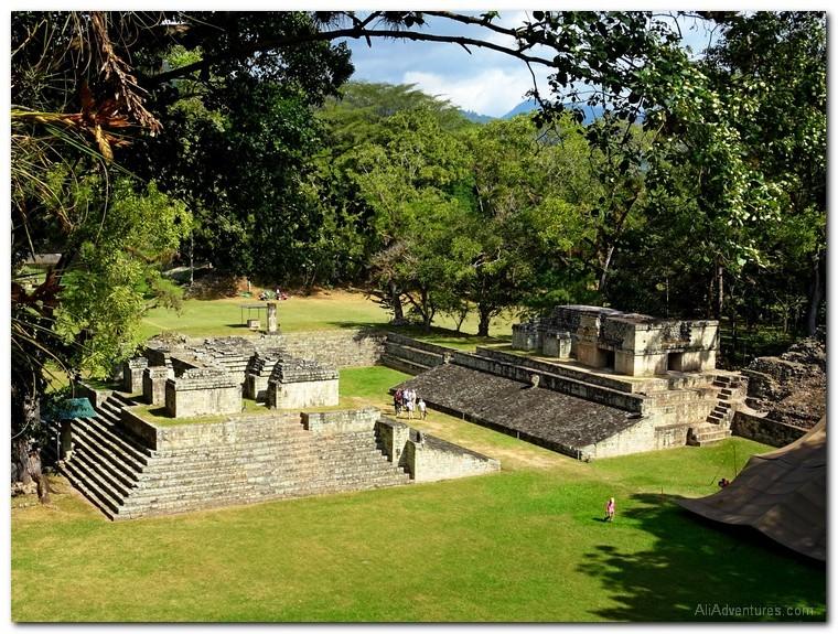 Central America transportation