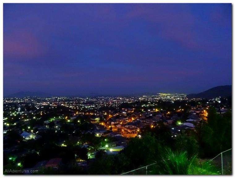 traveling in San Salvador, El Salvador
