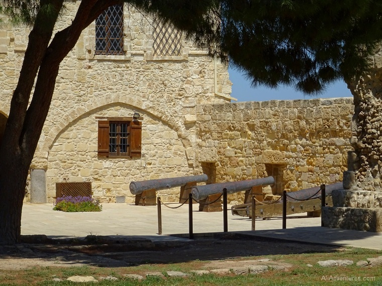 visiting Larnaca, Cyprus
