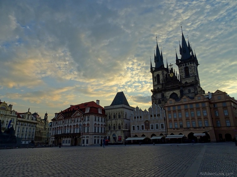 how much we spent traveling in Prague - Prague travel expenses