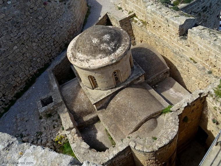 visiting Kyrenia in Northern Cyrpus