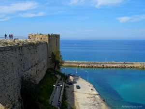 Visiting Kyrenia in Northern Cyprus