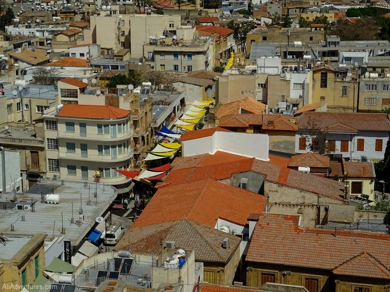 visiting Nicosia, Cyprus