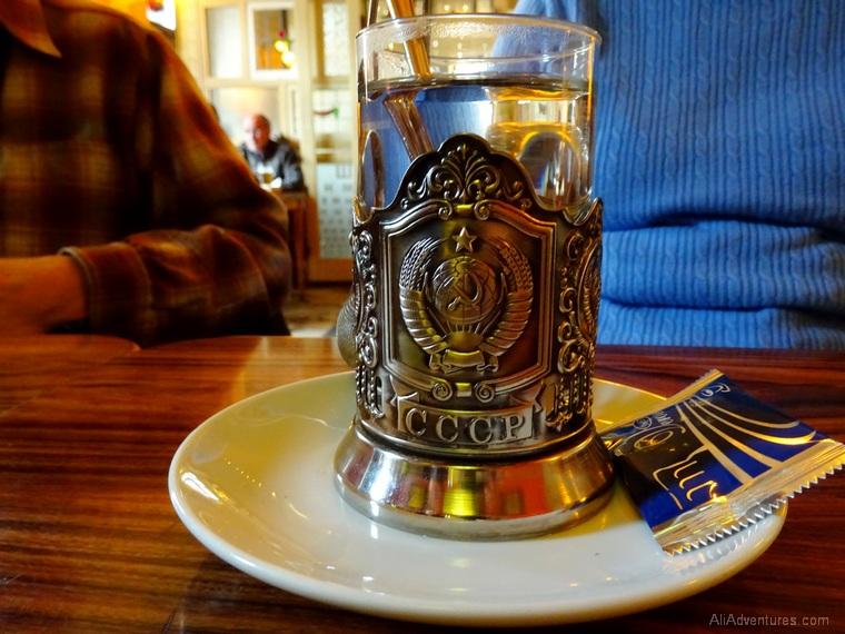 Berlin International Restaurant Project - Russia