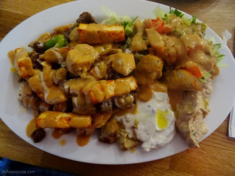 Berlin International Restaurant Project - Sudan