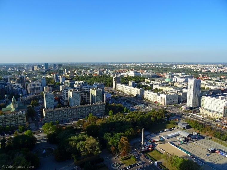 Warsaw photos
