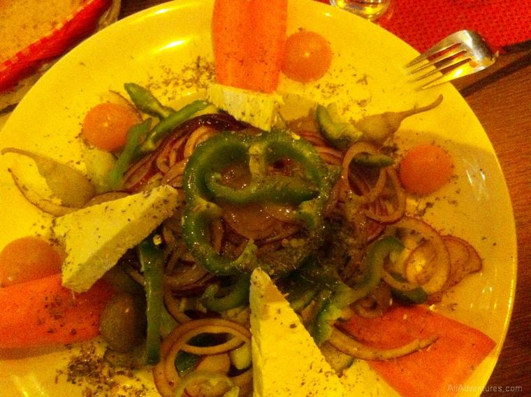 Berlin International Restaurant Project: Greece, Spain, Mexico, Nepal