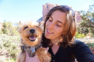Non-Traditional Interviews: Full-Time Travel with a Dog
