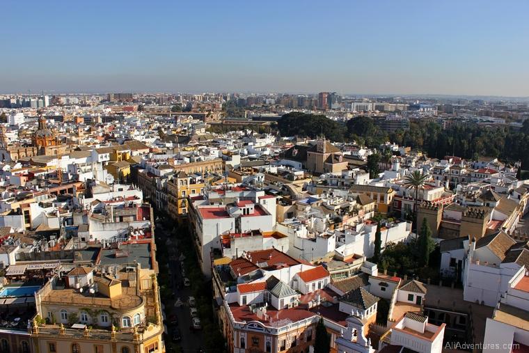 top attractions in Sevilla