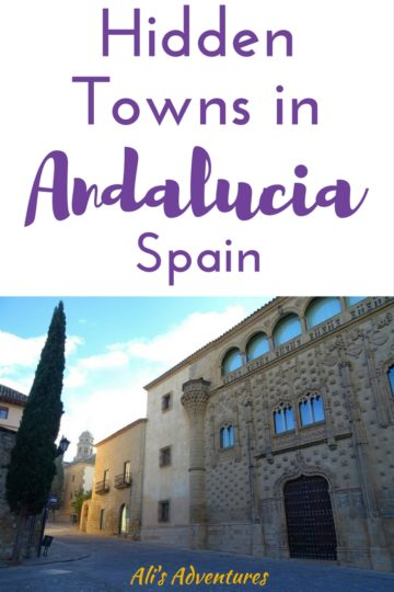 hidden towns in Andalucia