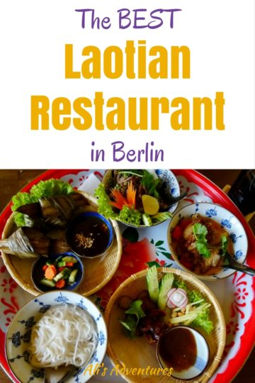 best Laotian restaurant in Berlin