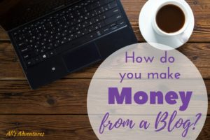 How Do You Make Money From a Blog?