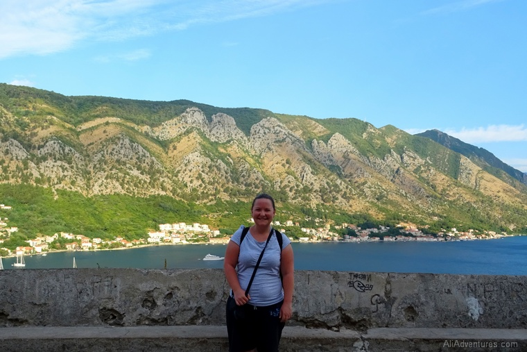 best places to visit in Montenegro - Kotor Montenegro castle hike