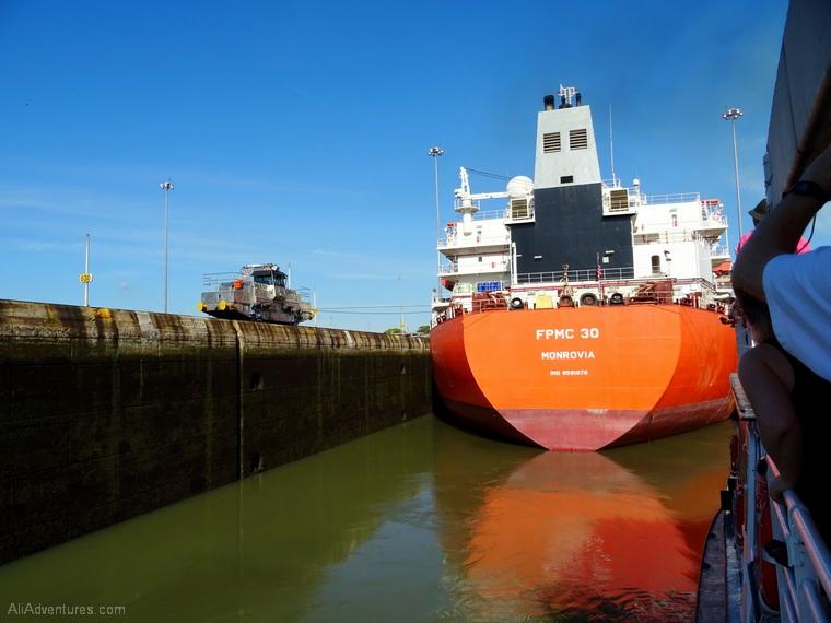 Panama Canal full transit tour - places to visit in Panama