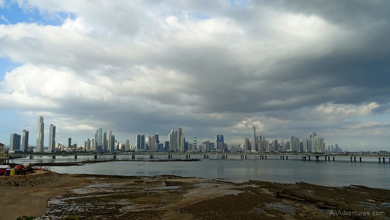 things to do in Panama City Panama - view from Casco Viejo