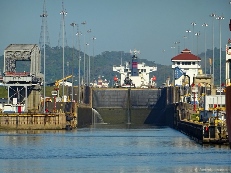 things to do in Panama City Panama - visit Panama Canal full transit