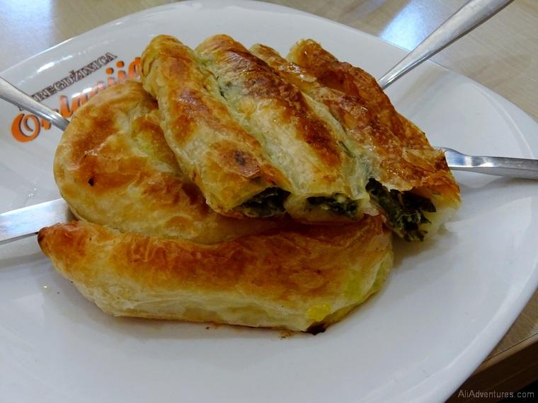 Things to do in Sarajevo food tour burek