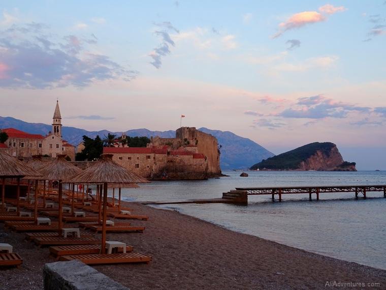 Montenegro itinerary - 2 days in Budva Montenegro