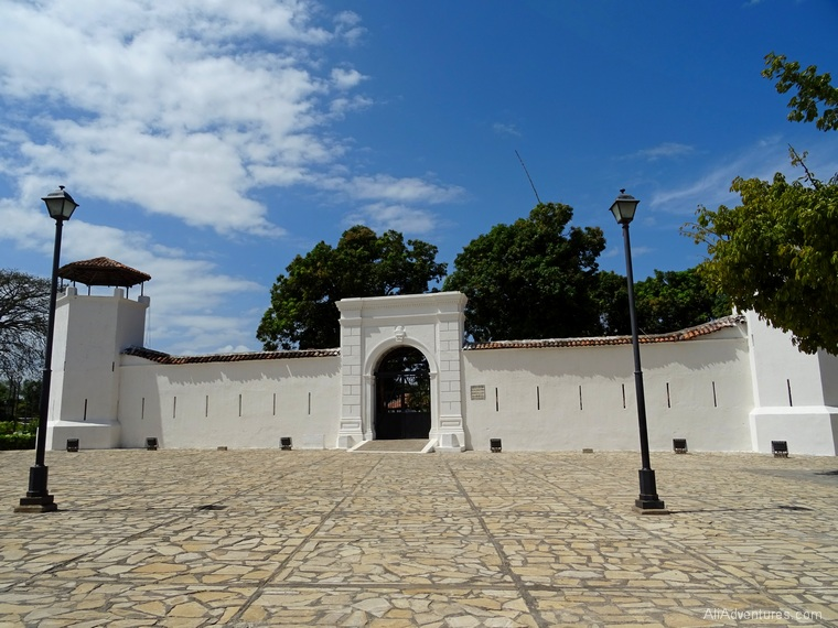 Granada, Nicaragua fort