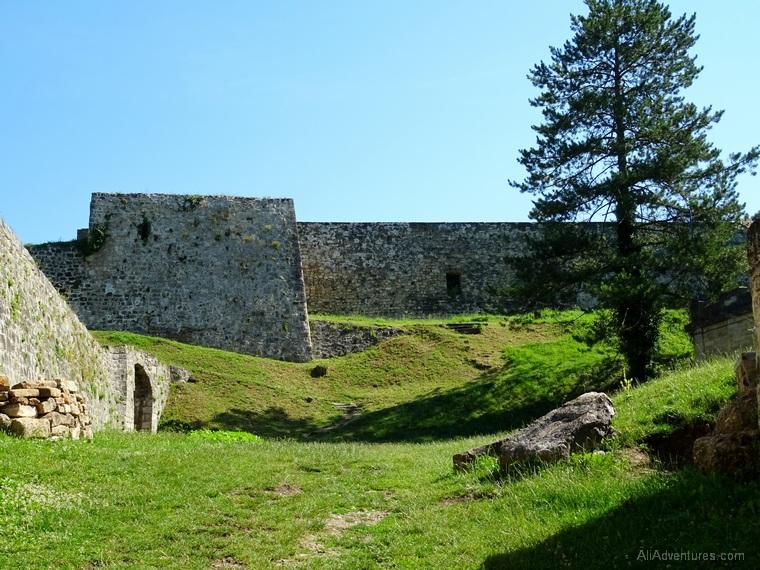 10 days in Bosnia & Herzegovina - Jajce Bosnia castle