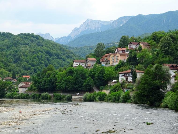 10 days in Bosnia & Herzegovina - Konjic Bosnia
