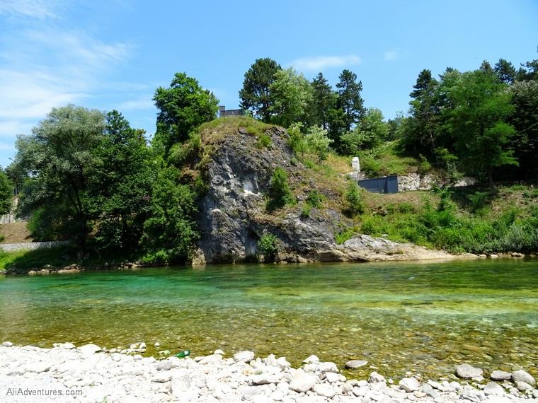Konjic Bosnia itinerary