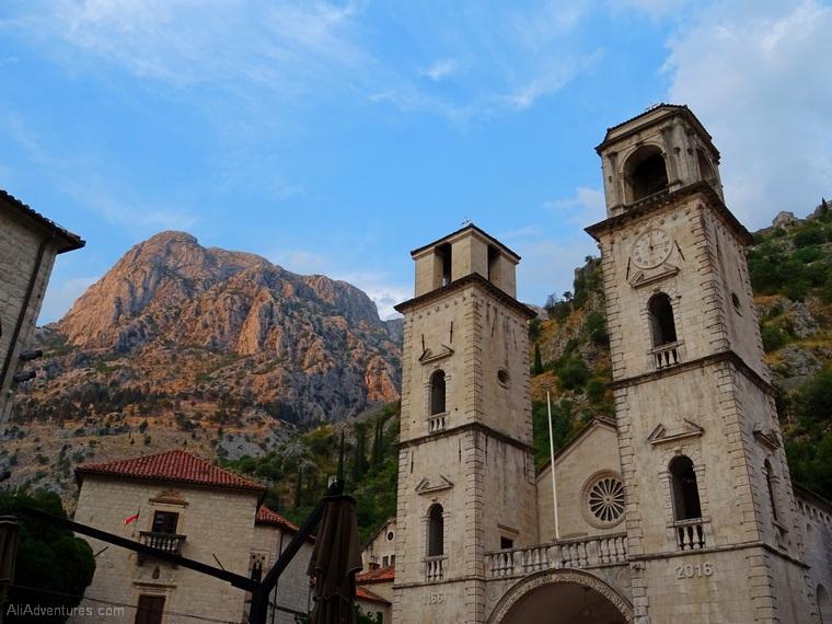 Kotor Montenegro itinerary - old town Kotor