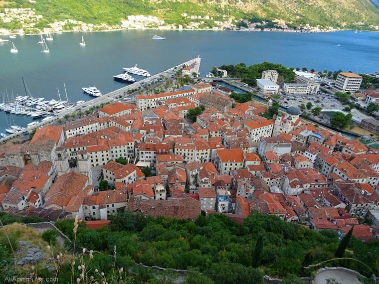 Montenegro itinerary - 2 days in Kotor Montenegro