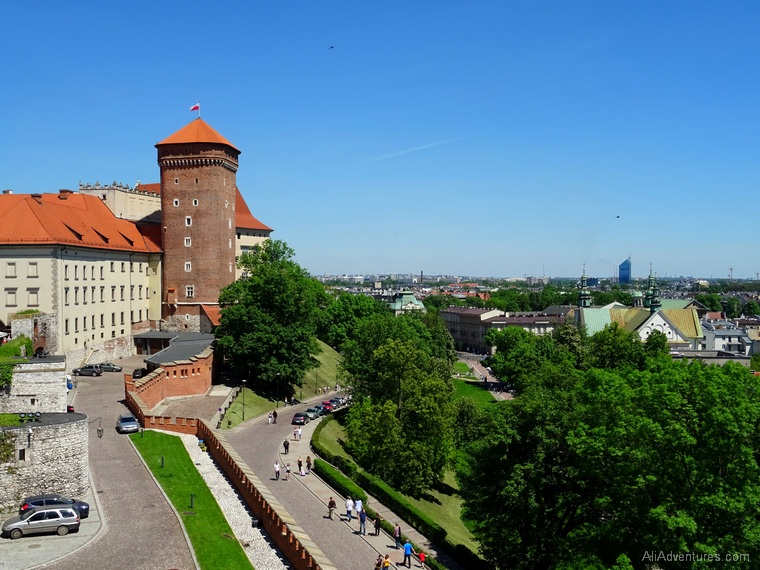 what to do in Krakow Poland Wawel Castle