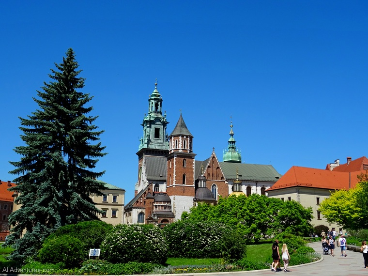 best things to see in Krakow - Krakow Castle - Wawel Castle