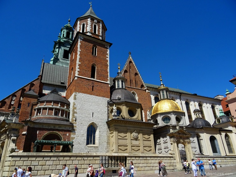 best things to do in Krakow Poland Wawel Castle