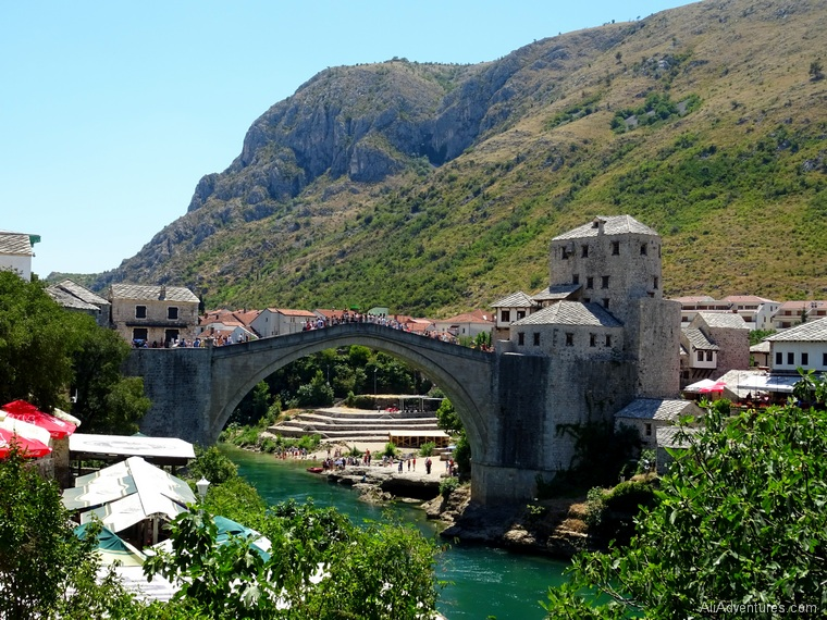 places to visit in Bosnia & Herzegovina - things to do in Mostar Bosnia