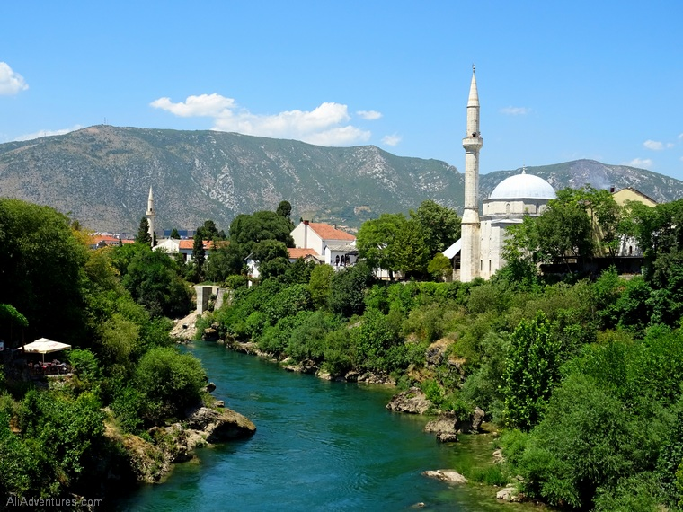 things to do in Mostar - Bosnia itinerary