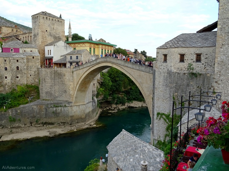 Mostar Bosnia itinerary