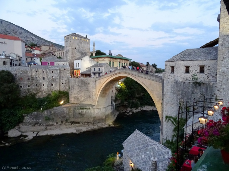 things to do in Mostar Bosnia itinerary