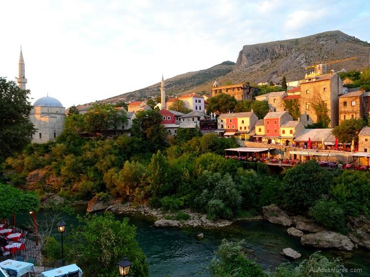 10 days in Bosnia & Herzegovina - Mostar Bosnia