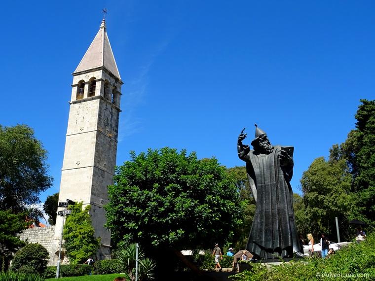 one week in Croatia Split