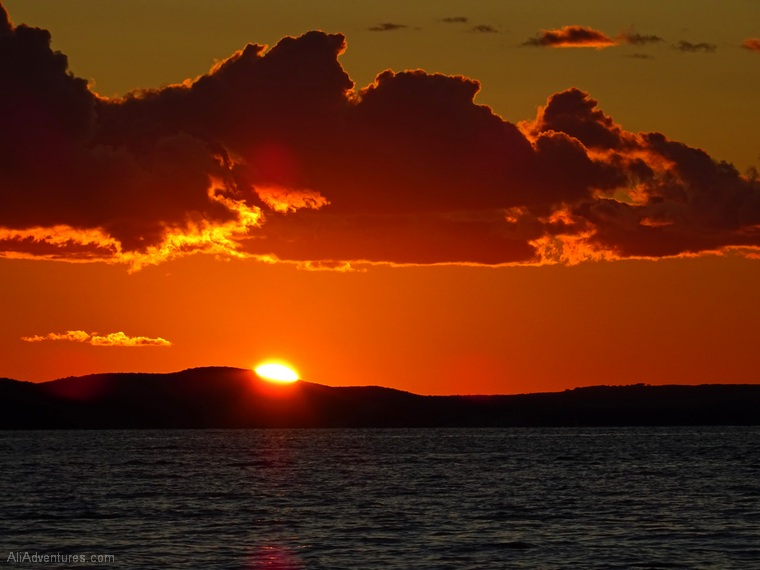 things to do in Zadar Croatia old town sunset