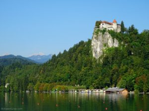 How We Spent One Week in Slovenia: Ljubljana and Lake Bled
