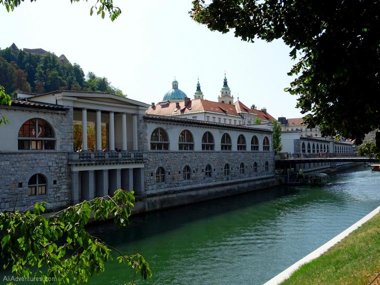 what to do in Ljubljana Slovenia