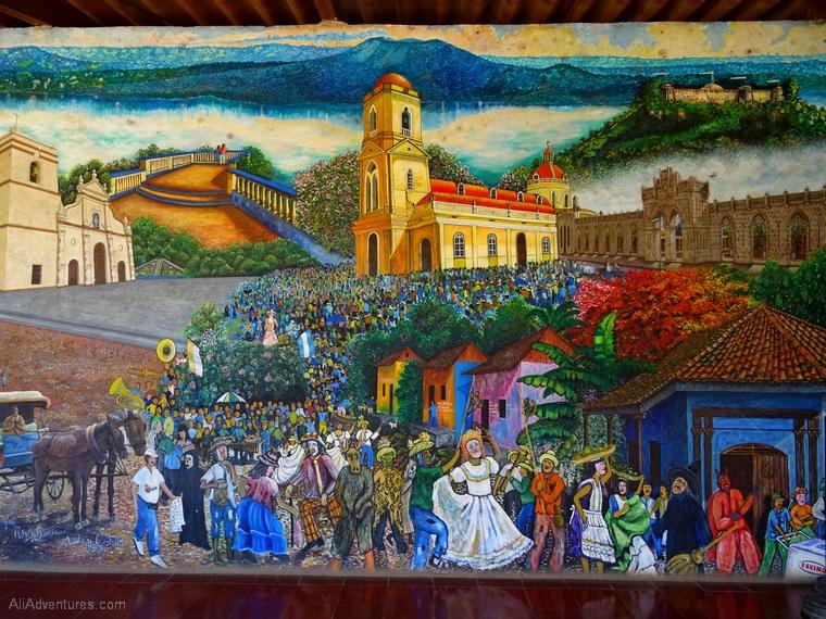Granada, Nicaragua Masaya Market